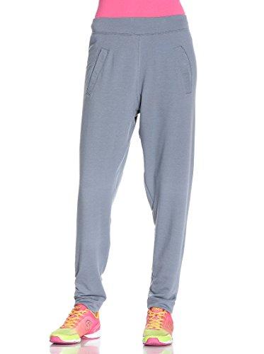 Zumba Fitness Hose Sweatpants - Pantalones de fitness, color gris, talla XS