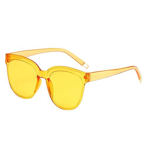 Julhold Gafas de sol polarizadas de moda unisex gafas de sol de moda gafas de sol atractivas retro gafas exteriores protección UV lentes teñidas seleccionables, color, talla XS