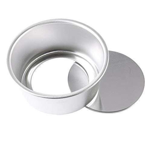 HINK Trancheuse Coupe en Alliage d'aluminium en Acier au Carbone Fond Amovible moules à gâteau Moule à gâteau carré Maison et Jardin Moule à gâteau