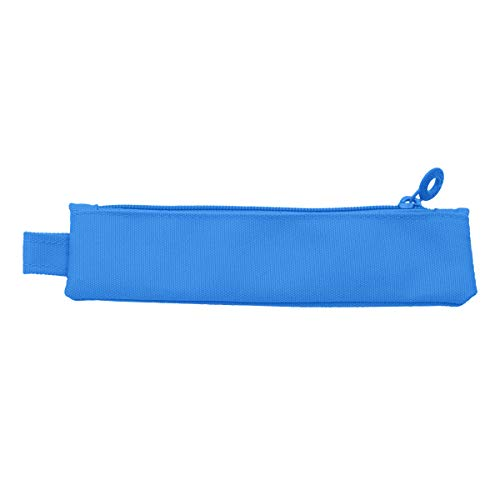 Colorline 59411–Mini-Kulturtasche, für die Reise, Schule, Kosmetik usw., Maße: 20cm x 5cm hellblau