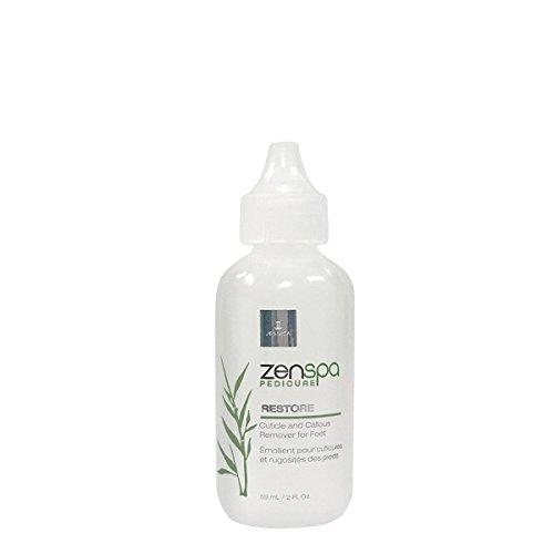 JESSICA Zenspa Restore Cuticle and Callous Remover 56 g