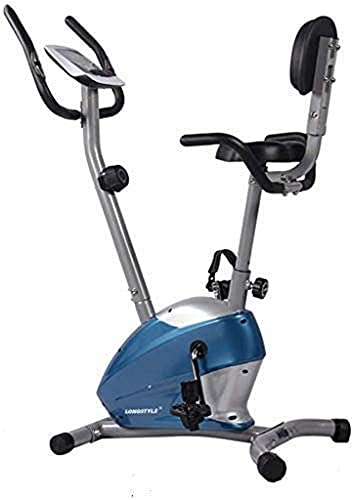 NBLD Bicicleta de Ciclismo para Interiores, Entrenador de Ciclo, Ejercicio, Ritmo de Bicicleta, Ejercicio, Bicicleta estática, con Pantalla LCD, Bicicletas de Ejercicio