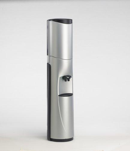 Aquaverve Commercial Room Temperature/Cold Water Cooler Dispenser, Silver