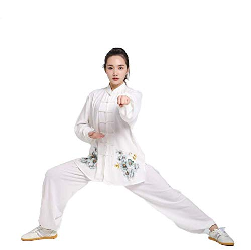 XYSQWZ Ropa De Tai Chi Artes Marciales Wing Chun Boxeo Ropa De Entrenamiento De Shaolin Kung Fu Taekwondo As