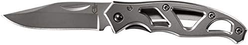 Gerber Paraframe Mini Knife, Fine Edge, Stainless Steel [22-48485]