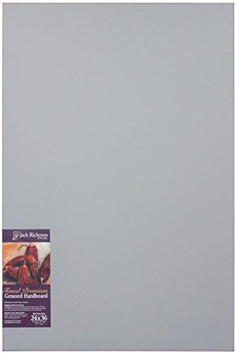 Jack Richeson - Tablero rígido con Tonos Grises medianos (1/8 Pulgadas, 61 x 91 cm)