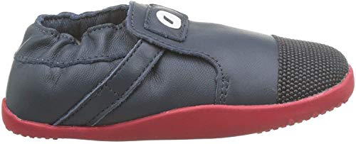 Bobux Unisex Baby Xplorer Arctic Sneaker, Blau (Navy 1), 19 EU