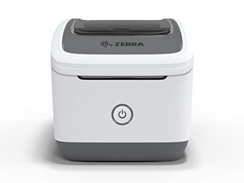 ZSB Series Thermal Label Printer from Zebra ZSB Label Printer Frustration Free Wireless Labeling for Shipping, Address, Barcodes, Filing and More - ZSB-DP12-2-inch Print Width