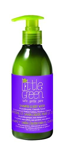 Little Green - Gel de baño corporal y champú 2 en 1...