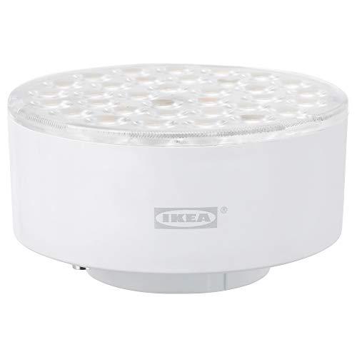 IKEA LEDARE GX53 - Bombilla LED (1000 lúmenes, luz blanca cálida, in