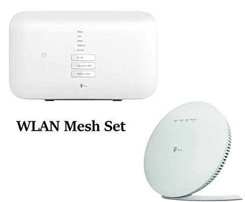 Telekom Speedport Smart 3 Mesh Set mit 1 Speed Home WiFi Repeater