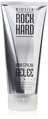 Biosilk Rock Hard Gel pour Unisexe 6 oz 170.1 g