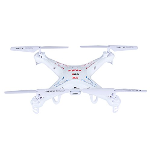 Syma Toys X5C-1 Explorers 4 CH Remote Control Quadcopter, 2015 Version