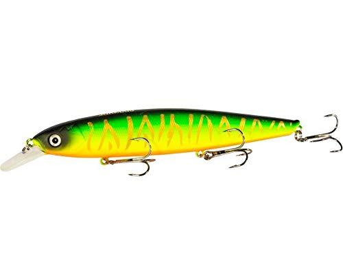 NO LOGO SFFSMD JOHNCOO Balisong 130SP Ciprinidi Hard Fishing Lure 130 Millimetri 25g Wobbler con Sharp Ancorette Duri Esche da Pesca Lure di Alta qualità (Color : H)