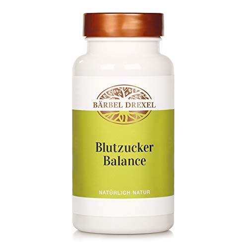 BÄRBEL DREXEL® Blutzucker Balance Kapseln Regulat (216 Stk) 100{b49c792617c7f39f6c168c18fa3480a88d261a53b29fd34dff7337e0afeb64b1} Vegane Herstellung Deutschland Magnesium Zimt Zink Chrom