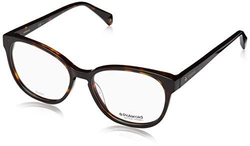 Polaroid PLD D371 Gafas, Dkhavana, 53 Unisex Adulto