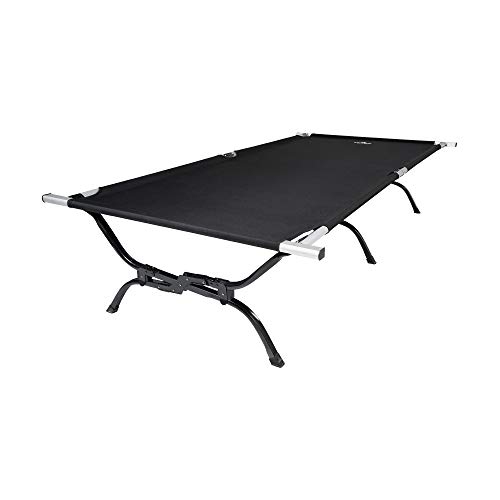 TETON Sports Outfitter XXL Camp Cot; Folding Cot Great for Car Camping