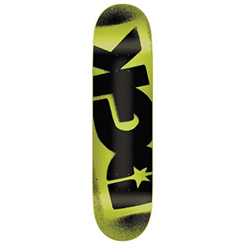 DGK Skateboards Deck Skate o.g. Logo Volt Black 8.25