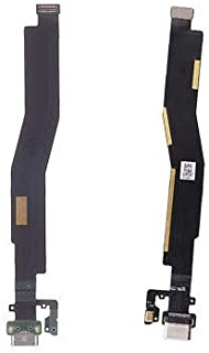Mustpoint USB充電ポートドックプラグフレックスケーブルリボン OnePlus 3 OnePlus 3T用