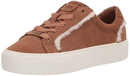 UGG Female Zilo Heritage Shoe, Chestnut, 5 (UK)