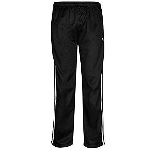 Pantalon de jogging - Homme (L - 91-97cm) (Noir)