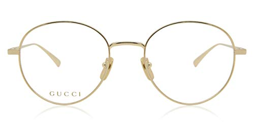 Eyeglasses Gucci GG 0337 O- 008 GOLD /