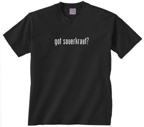 Gildan got Sauerkraut? Sauerkraut T-Shirt Black S