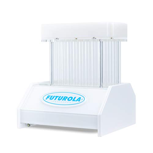 Futurola Knockbox 3/50 Pre-Rolled Cones Rolling Machine - Fill Up to 50 Pre Rolled Cones in 2 Minutes - Electric Rolling Machine - Cone Filling Machine - Bulk Cone Filler Machine