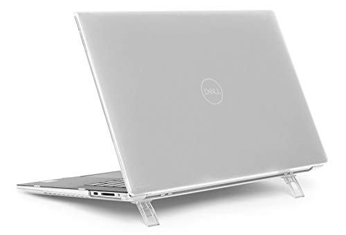 mCover Hartschalen-Schutzhülle für Dell XPS 15 9500 / Precision 5550 Serie 2020 (39,6 cm / 15,6 Zoll), Transparent