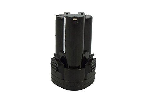 PowerSmart - Batería de ion de litio para Makita JR100DWE, LCT303X, LM02, MR051, TW100DWE, CC300DW, CC300DZ, CL100DW, CL100DZ, CL102DW, CL102DZX, DF030DFE, DF030DWX (10,8 V, 2000 mAh)