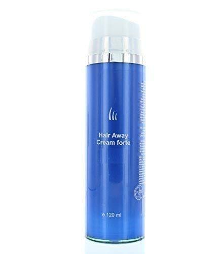 Veana Hair Away Cream Forte Natural, 1 Pack (1 X 120 G)
