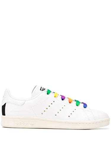 Luxury Fashion | Stella Mccartney Dames 800079N00519099 Wit Polyamide Sneakers | Lente-zomer 20