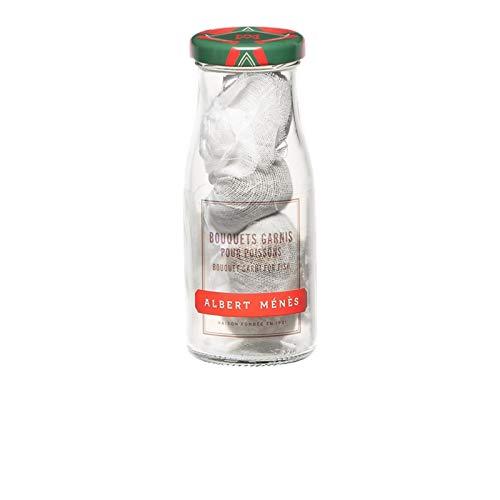 ALBERT MENES AM - Les Épices - Les Herbes Aromatiques - Bouquets Garnis pour Poissons 12 g