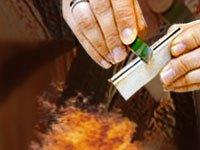 Magnésium-feu avec pierre feuerstab &couteau pierre à feu
