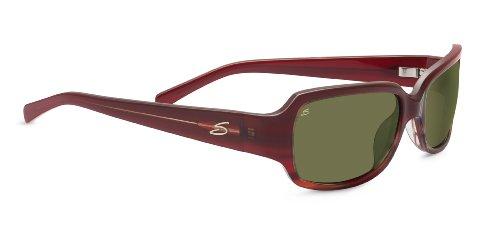 Serengeti Eyewear Sonnenbrille Annalisa, Red Taupe Tortoise, M, 7964