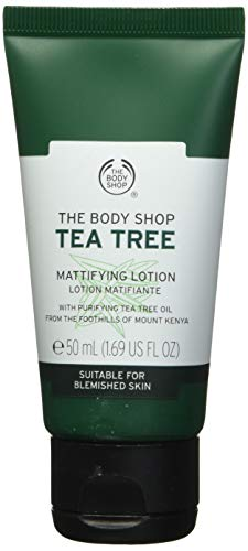 The Body Shop Mattifying Lotion (Vegan), Tea Tree