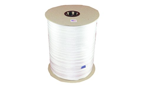 Cajun Pull Line - 1/2 Inch - 1,250 lb. - Pull Tape - Polyester Pulling Tape - Made in USA  (1,000 Feet)