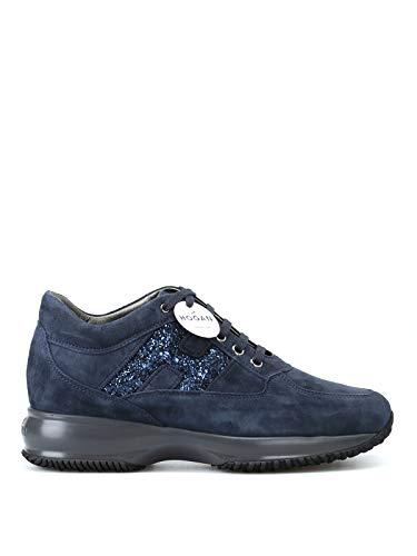 Hogan Sneakers Donna Hxw00n0s3609ke1001 Pelle Blu
