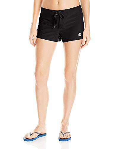 Roxy Damen to Dye 2 Inch Boardshorts, True Black, X-Klein