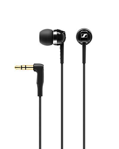 Sennheiser CX 100 In Ear Headphone - Black