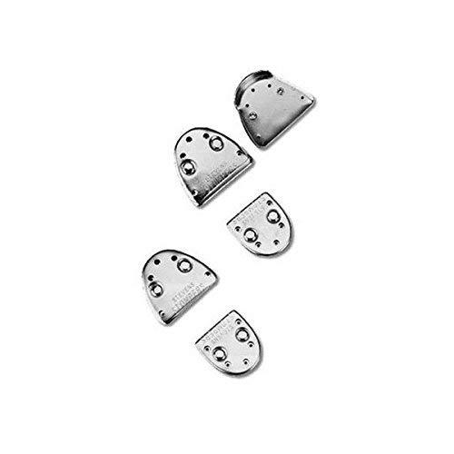 Stevens Stompers Clogging Taps Regular Nail-On Set-Medium