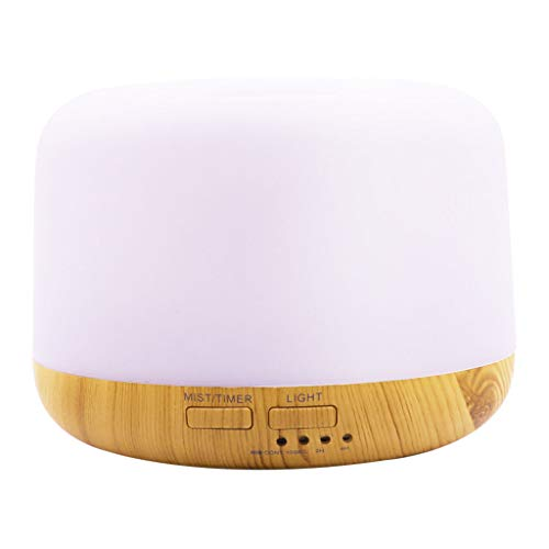 Best Deals! cocotv Bread Shape Aromatherapy Humidifier with 7 Color Options, USB Charging Air Filter...