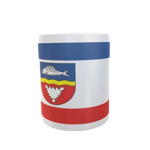 U24 Tasse Kaffeebecher Mug Cup Flagge Preetz
