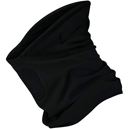 Nike Shield Phenom Running Neckwarmer Black/Black/Black S/M