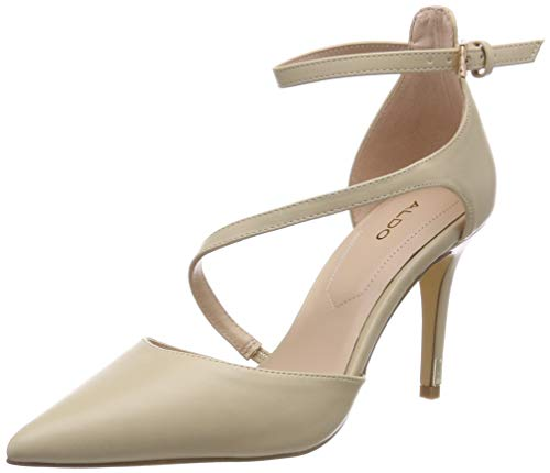 ALDO Damen Vetrano Pumps, Beige (Bone Miscellaneous 34), 38 EU
