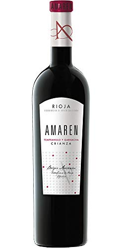 Vino Tinto Amaren Crianza Caja 6 unidades Rioja Alavesa 75 CL
