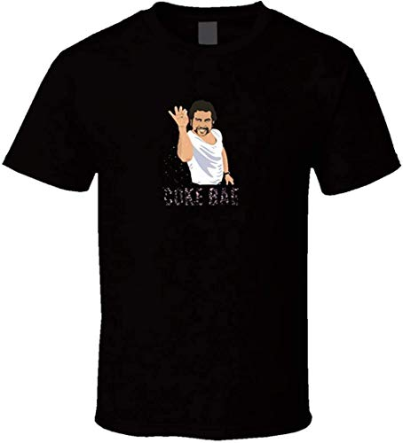 Ugsgdhgsdd Coke Bae Pablo Escobar Narcos Fan TV Show T-Shirt Gr. 56, Schwarz