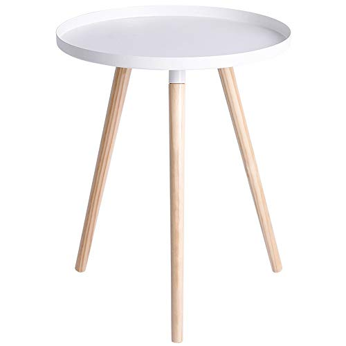 Coffee table End Table Sofa Table Side Coffee Table Simple Style Couch Table Hallway Furniture Decorative For Home Bedroom Living Room Easy To Assemble can be used as dining table plant table lamp tab