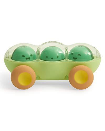 Skip Hop Farmstand Pod Squad Baby Toy Car, Peapod Car