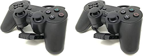 KIT 2 CONTROLLER PS2